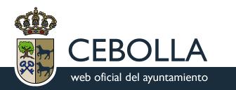 Cebolla Ayuntamiento De Cebolla Toledo